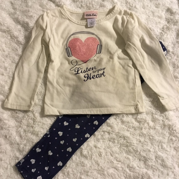 f2929afcd7a49 Little Lass and Sweet Heart Rose Outfit Lot. M_5bd279104ab633860b723818